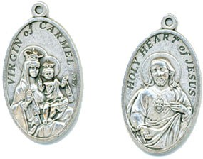 Karmel Skapulier Medaille