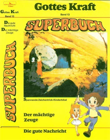 Gottes Kraft - Superbuch - Band 13