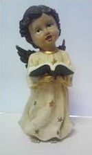 Engel mit Bibel