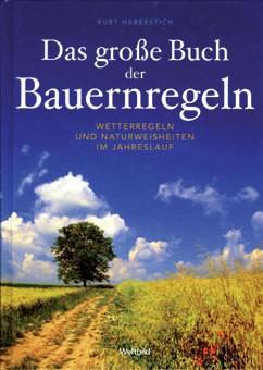 Haberstich: Bauernregeln