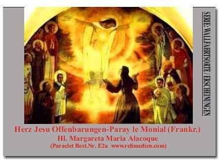 Herz Jesu Gebetszettel