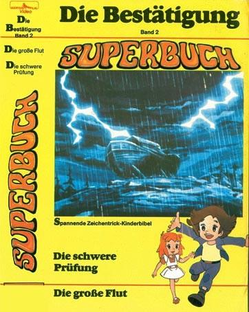 Die Bestätigung - Superbuch - Band 2