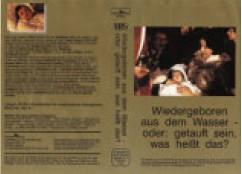 Taufe = Wiedergeboren aus dem Wasser - DVD