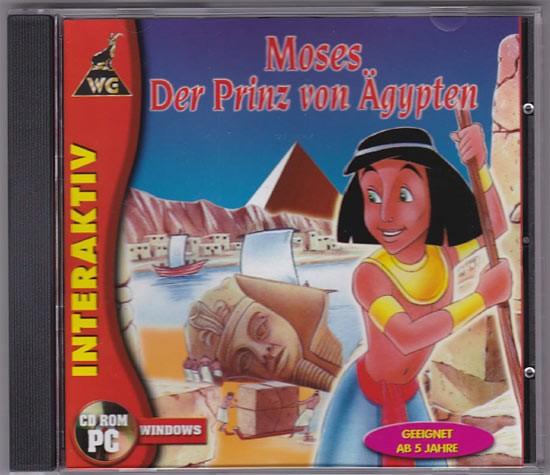 Moses - Der kleine Prinz von Ägypten
