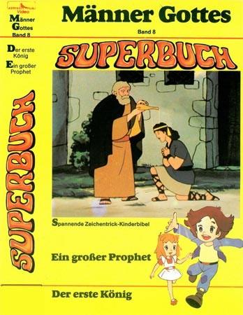 Männer Gottes - Superbuch - Band 8
