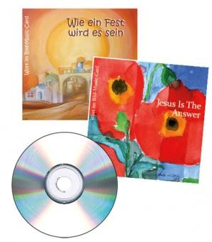 Spar-Päckchen - 10 Music-Cards