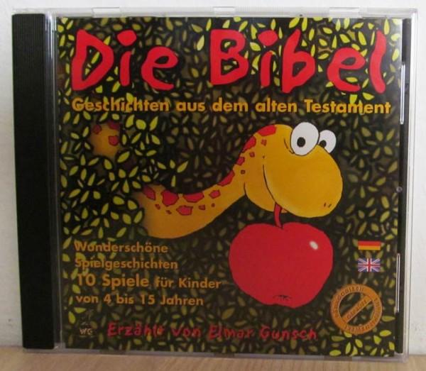 Die Bibel - Spielgeschichten - CD für 32 bit
