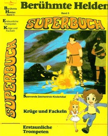 Berühmte Helden - Superbuch - Band 5