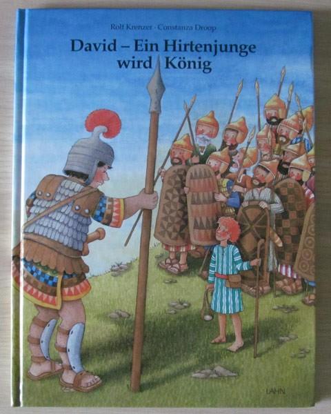 David - Ein Hirtenjunge wird König
