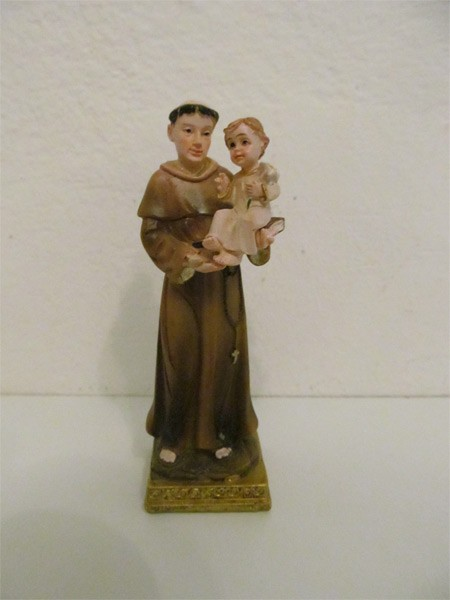 Heiliger Antonius - Figur