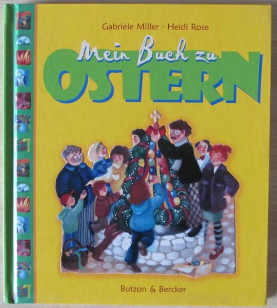 Mein Buch zu Ostern