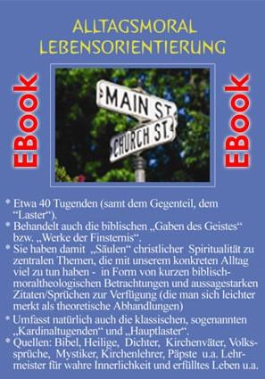 EBook - Alltagsmoral - Lebensorientierung
