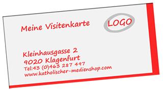 Visitkarten Drucken Lassen Zum Günstigen Preis Klagenfurt