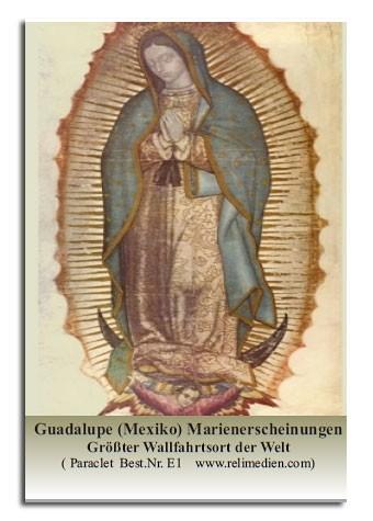 Guadalupe Marienerscheinungen