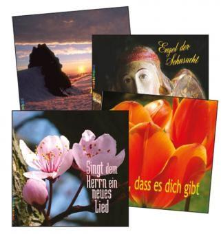 Spar-Päckchen - CD Hefte