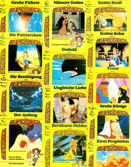 Superbuch - Gesamtserie 13 DVDs
