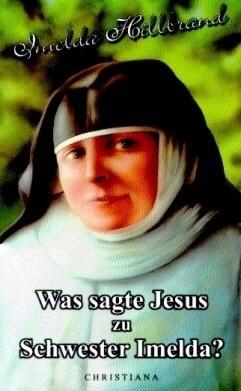 W. s. Jesus zu Sr.Imelda?