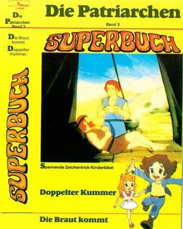 Die Patriachen - Superbuch - Band 3