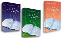 Die Hefte alle drei Bände