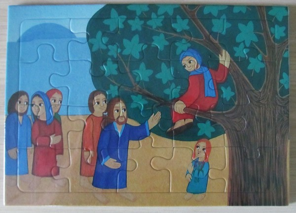 Bibel Puzzle