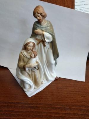 Heilige Familie aus Porzellan :: Nummer 2