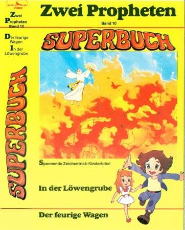 Zwei Propheten - Superbuch - Band 10