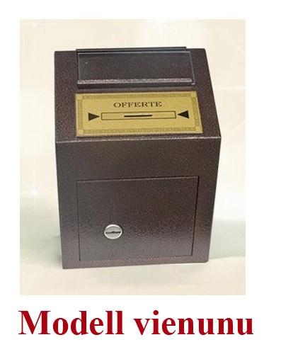 Modell vienunu :: Spendenbox