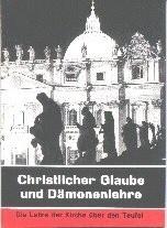 Christl.Glaube+Dämonenlehr