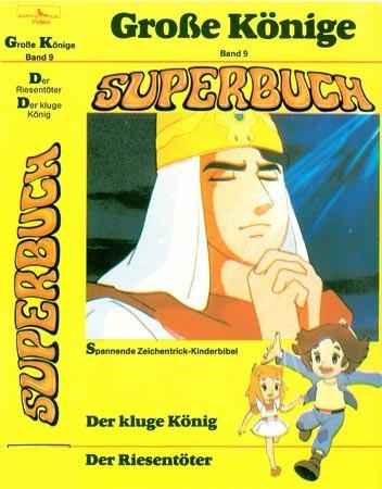 Große Könige - Superbuch - Band 9