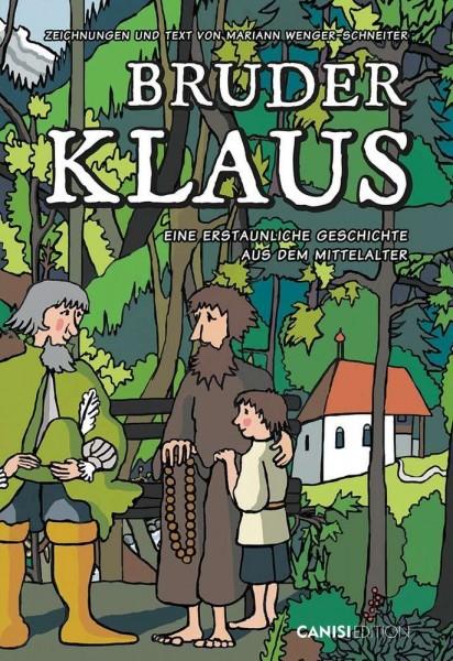 Comic: Bruder Klaus