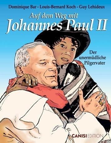 Comic: Johannes Paul II
