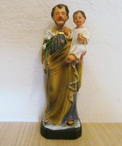 Heiliger Josef mit Jesus Kind