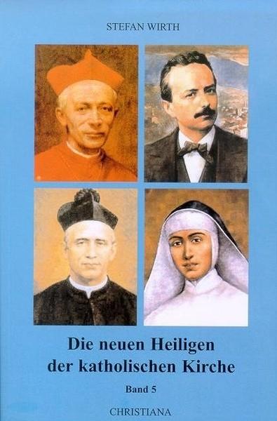 Neue Heilige d.Kirche -5