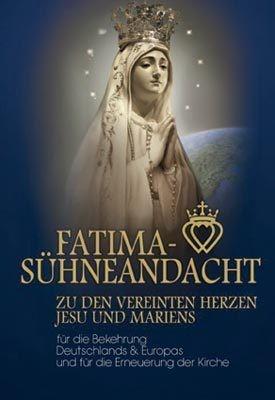 Fatima-Sühneandacht