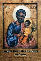 An der Hand des heiligen Josef zu Jesus
