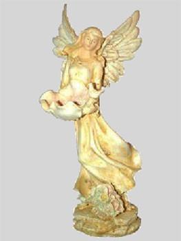 Engel mit leeren Gefäß - Variante 3