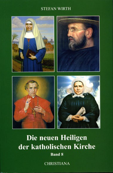 Die neuen Heiligen - Bd. 8