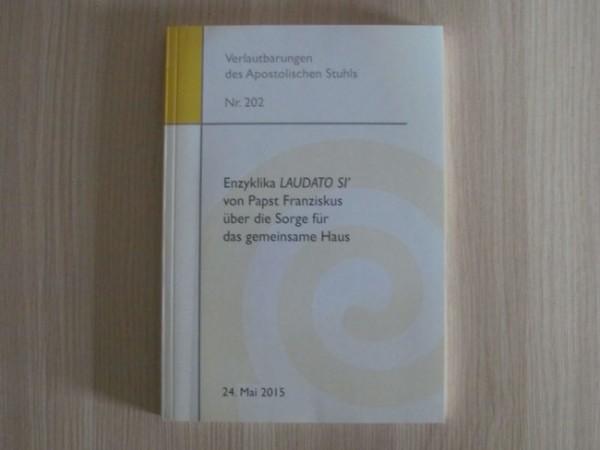 Enzyklika LAUDATO SI