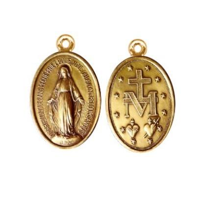 Wundertätige oder wunderbare Medaille - Marienmedaille