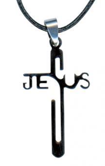 Spar-Päckchen - 3 Umhängekreuze aus Metall