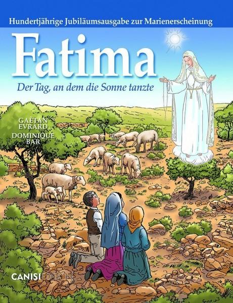 Comic: Fatima