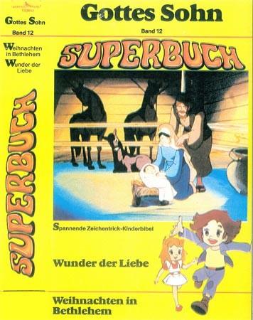 Gottes Sohn - Superbuch - Band 12