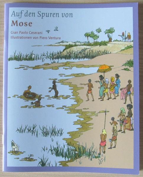 Auf den Spuren von Mose