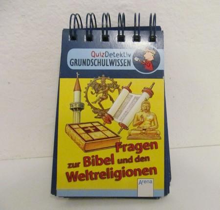 Bibel und Glaubensquiz