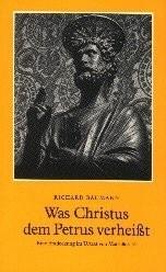 Was Christus Petrus verh.