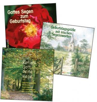 Spar-Päckchen - 5 Hardcover-Bildbände mit echter Musik