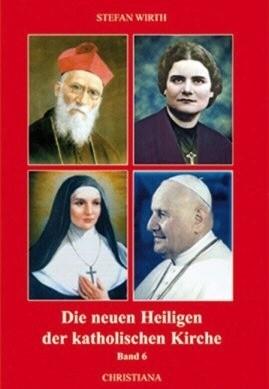 Neue Heilige d.Kirche -6